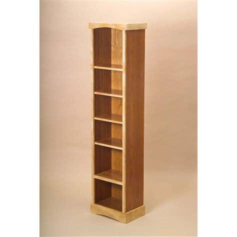 tall narrow bookcase ikea handmade tall narrow bookcase by vb woodworks custommade com