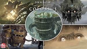 SHADOW OF THE COLOSSUS #6 - Kuromori, Basaran, Dirge ...