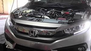 Honda Civic 15 Turbo Modified