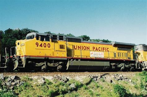 GE C40-8 - Locomotive Wiki, about all things locomotive!