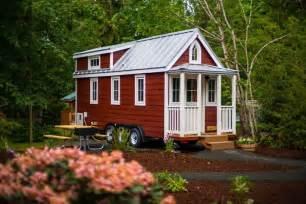 tiny home scarlett tiny house at mt hood tiny house village