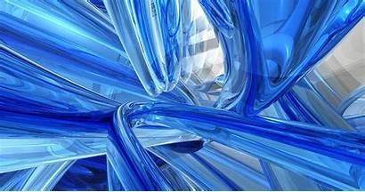 Keren Biru Abstrak Wallpapers Gambar Backgrounds Warna