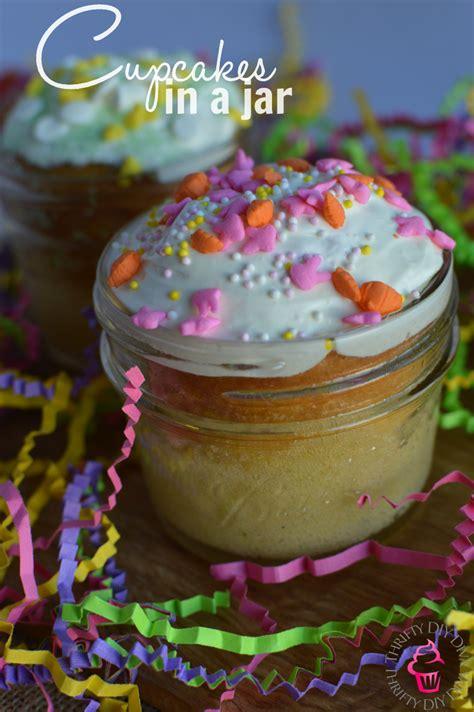 cupcake in a jar recipe how to make cupcakes in a jar