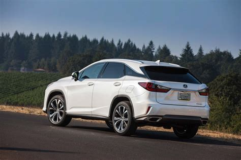 Lexus Picture by Once And Future 2016 Lexus Rx 350 And Rx 450h