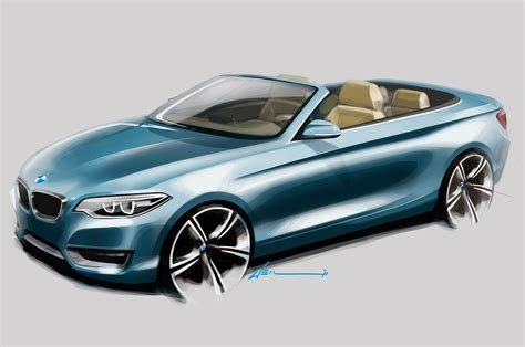 first bmw 2015 bmw 2 series convertible first look motor trend