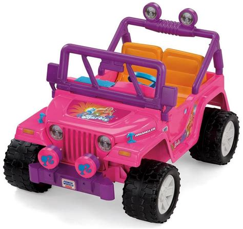 jeep power wheels for girls cutest electric cars for