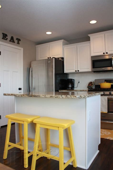accent ls for kitchen paint chips life in yellow