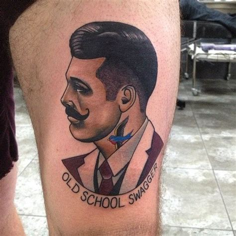 dashing gentlemen tattoos    swoon tattoodo