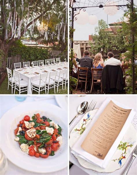 wedding reception ideas   budget