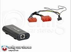 iPod AUX USB Bluetooth adapter guide for B6 Audi A4 20022005