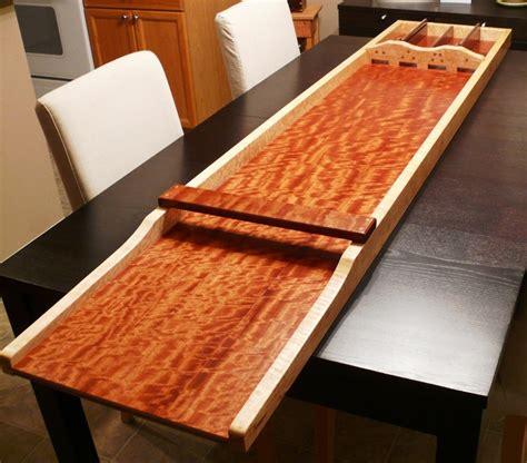 sjoelbak  dutch shuffleboard  rs woodworks