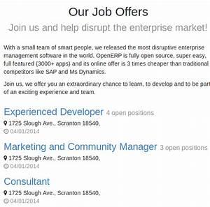 Phân hệ tuyển dụng nhân sự (Recruitment) - ERPOnline ...