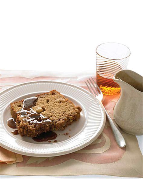 Martha Stewart Apple Cake With Caramel Sauce