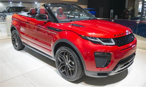 range rover 2016 range rover evoque convertible all you need to know