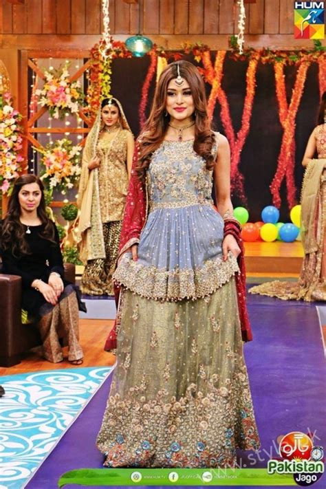 bridal fashion trends  pakistan dispalyed  jago