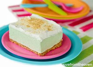 Easy Lime Cake - Love From The Oven