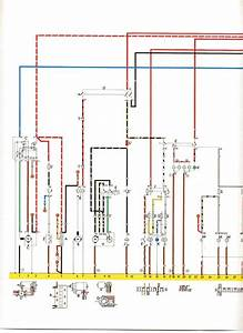 Light Switch Schematic For 1974 Ghia