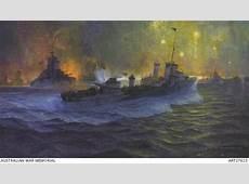 2728 March 1941 Battle of Cape Matapan – The Australian