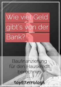 Hausfinanzierung Berechnen : die immobilienfinanzierung ~ Themetempest.com Abrechnung