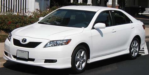 Toyota 2007 Camry by File 2007 Toyota Camry Se Jpg Wikimedia Commons