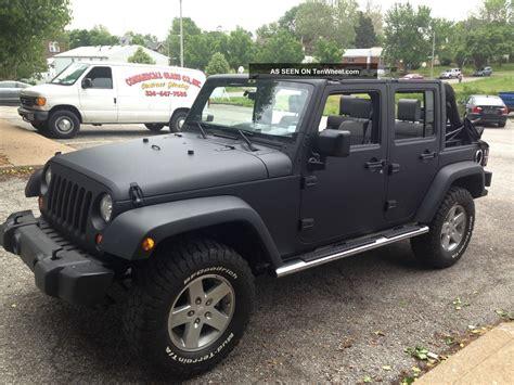 matte black jeep matte black jeep jk google search linex jeeps