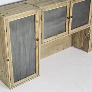 cuisine agreable placard cuisine bois massif placard With meuble cuisine bois massif