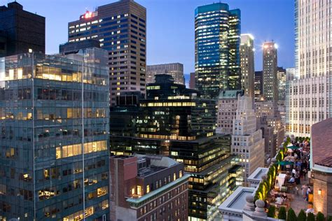 york hotel rooftop roosevelt nyc manhattan lounge terrasse bar rooftops haut film ny nightlife terrace usa orrore hotels fifth gli