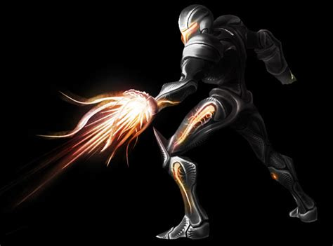 Dark Samus By Shadow Red X On Deviantart