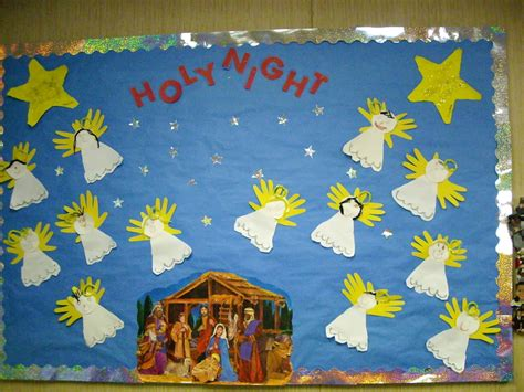 10 bulletin board ideas for church growing 433 | O Holy Night uploaded by user