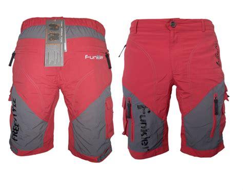 Funkier Men's Baggy Shorts B-3204 , Men's Baggy Cycling