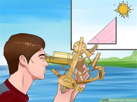 How To Use A Sextant 14 Steps (with Pictures) Wikihow