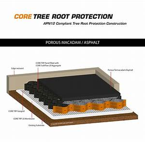 Core Tree Root Protector