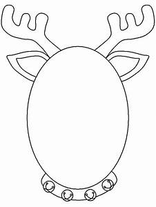 best photos of rudolph mask template rudolph reindeer With reindeer template cut out