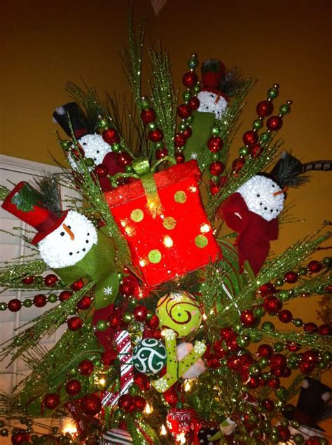 christmas tree toppers trendy tree blog holiday decor
