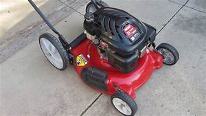 Huskee 21 Inch Mulching Lawn Mower
