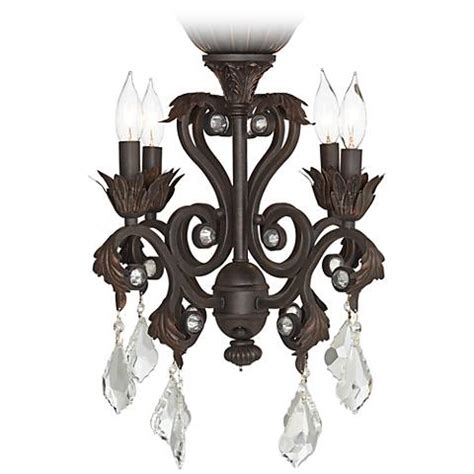 candelabra ceiling fan light kit pull chain crystal bead candelabra ceiling fan light kit