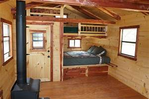 Cabin Interior 12x30 Joy Studio Design Gallery - Best Design