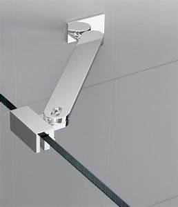 Barre Rideau Fixation Plafond : nice fixation paroi de douche 3 kit fixation plafond ~ Premium-room.com Idées de Décoration