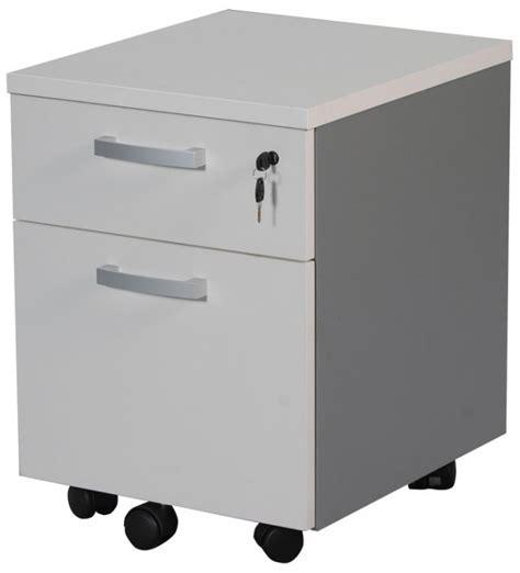 caisson de bureau sur roulettes caisson de bureau colori blanc 2 tiroirs 1 tiroir