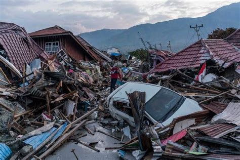 tsunami didnt destroy   homes