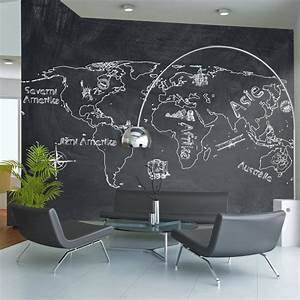 Affiche Carte Du Monde : affiche g ante poster xxl carte du monde 250x175 cm ~ Dailycaller-alerts.com Idées de Décoration