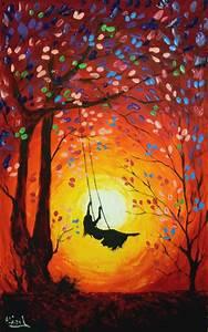 Acrylic Painting Ideas Pinterest images | canvas ideas ...