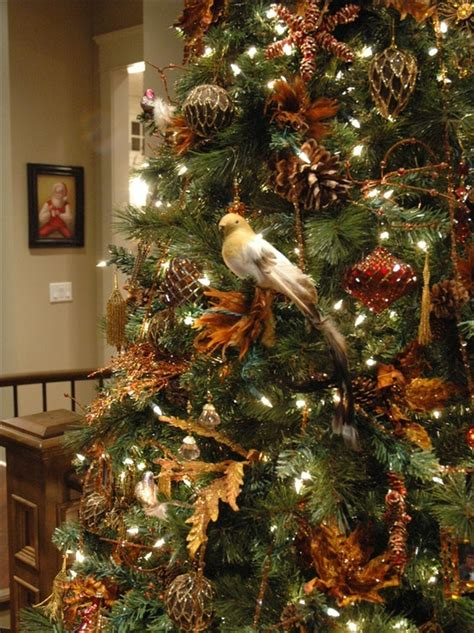 rustic woodland tree my country christmas pinterest
