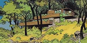 Frank Lloyd Wright Architektur : ein haus von frank lloyd wright ~ Orissabook.com Haus und Dekorationen