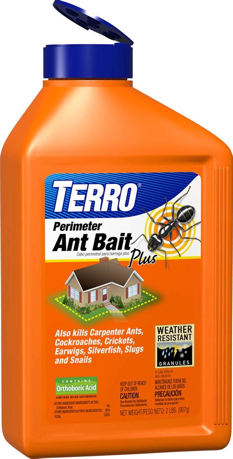 best ant bait terro 174 perimeter ant bait plus the best ant killer for lawns
