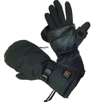 gants anti chaleur cuisine moufles chauffantes alpenheat tous les gants