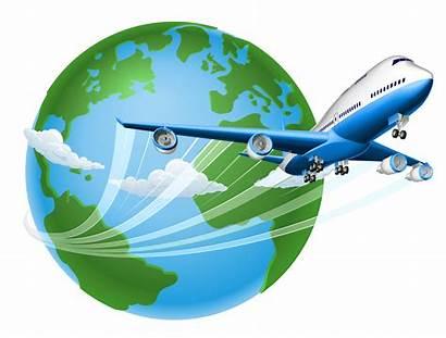 Clipart Air Trave Travel Transparent