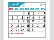 2019 Calendar Free Download Vector PDF Corel Draw Google