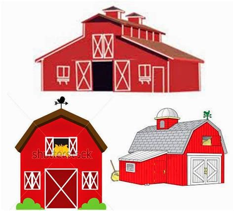 Barn Clipart by Make Your Own House Of Hargrove