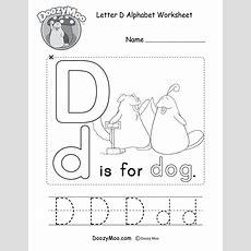 Letter B Alphabet Activity Worksheet  Doozy Moo